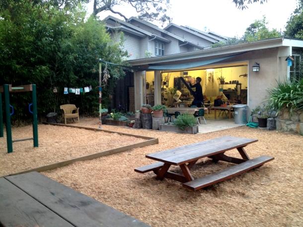 Preschool Art Studio